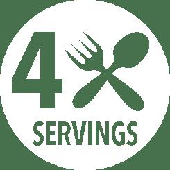 4 Servings