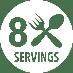 8 Servings
