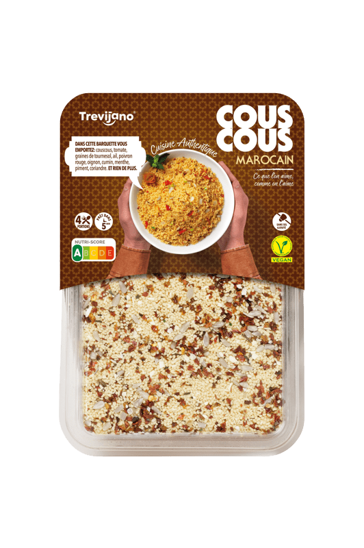 Couscous Marroqui