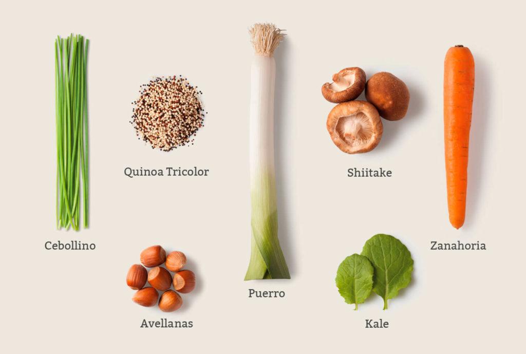 Ing Quinoa Shiitake