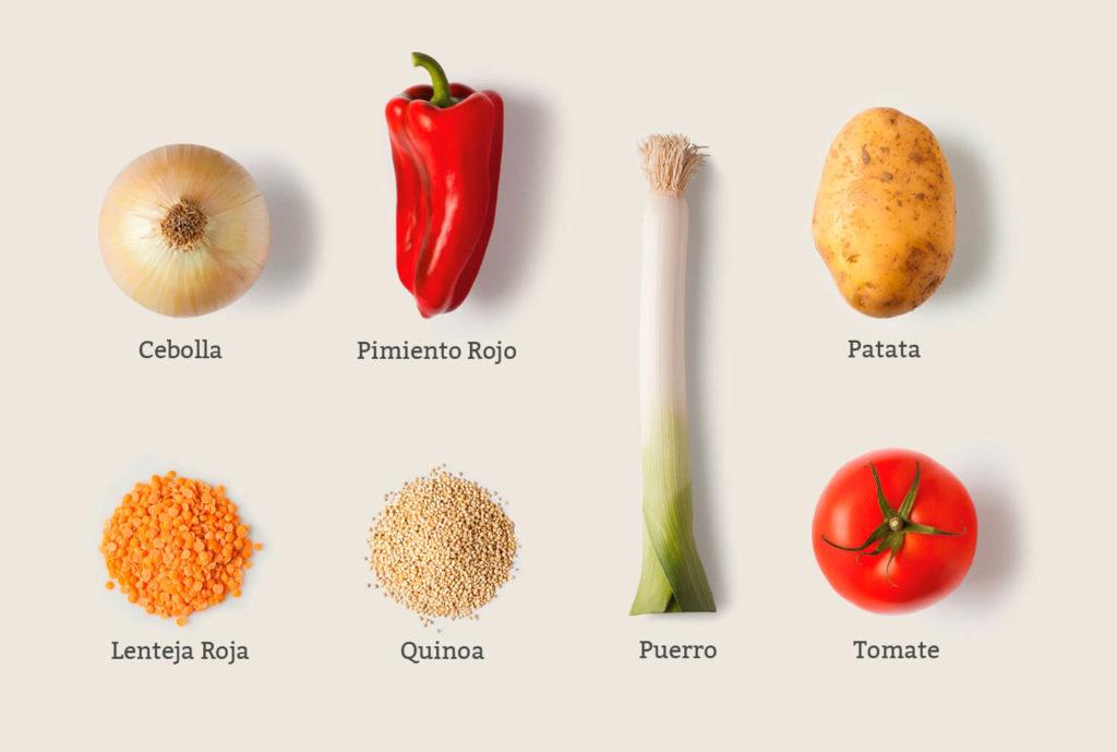 Ing Sopa Quinoa