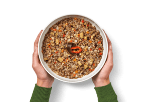 Lenteja Quinoa