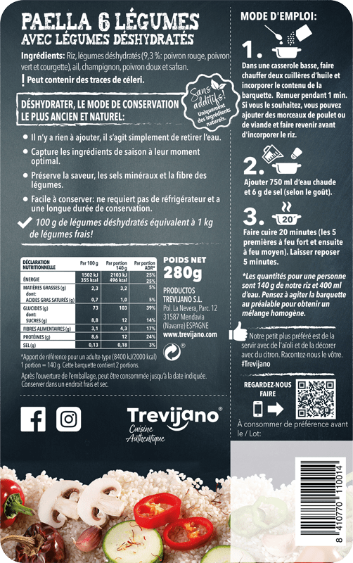 Paella 6verd Frances Tras