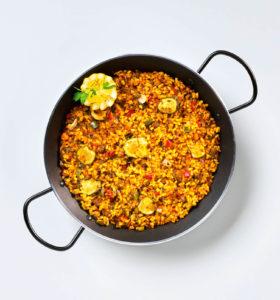 Paella 8v