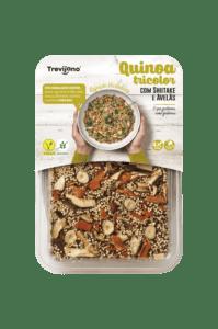 Quinoa Shiitake Port