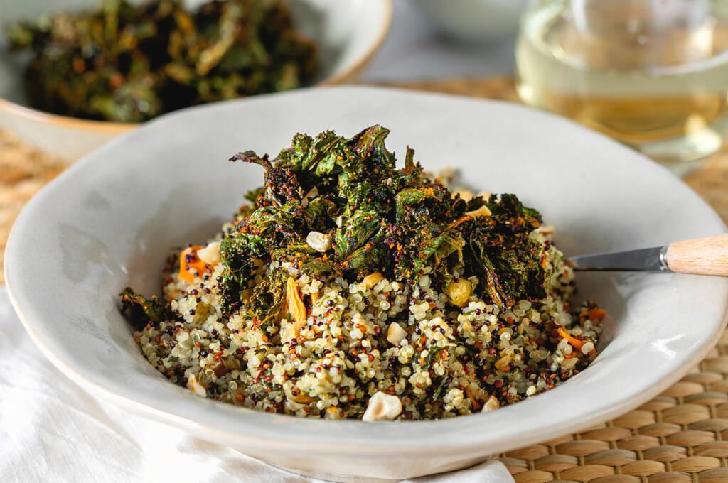 Receta-quinoa-kale