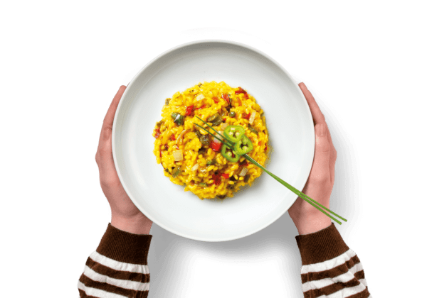 Risotto Curry