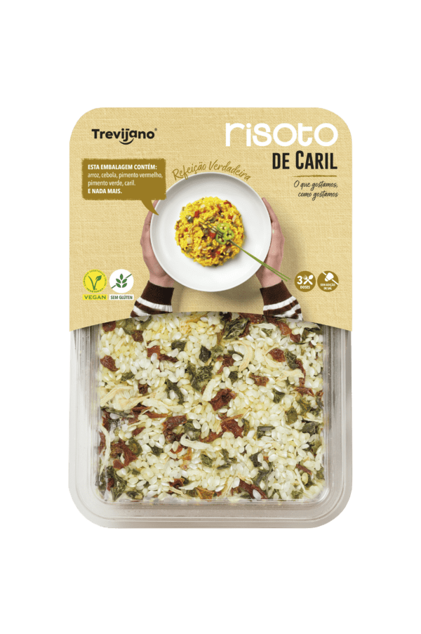 Risotto Curry Port