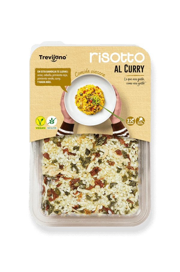 Risotto Curry S