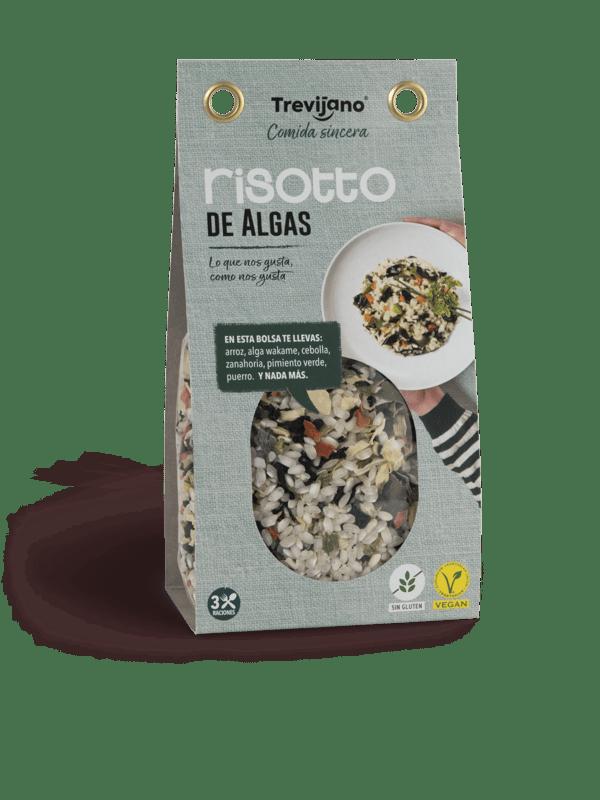 Risotto De Algas
