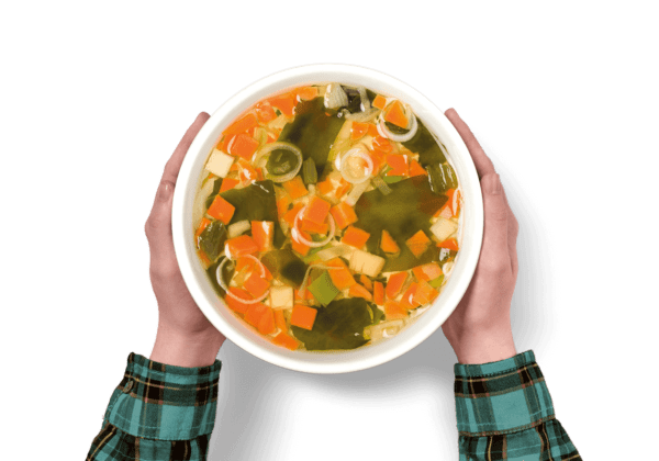 Sopa Juliana Mar