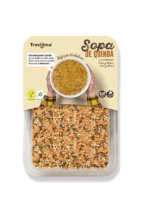 Sopa Quinoa Port
