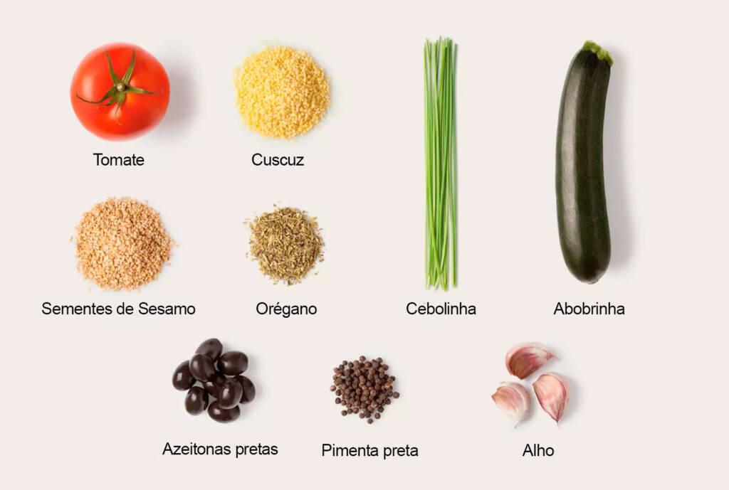 Couscous Mediterraneo
