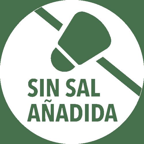 Sin sal añadida