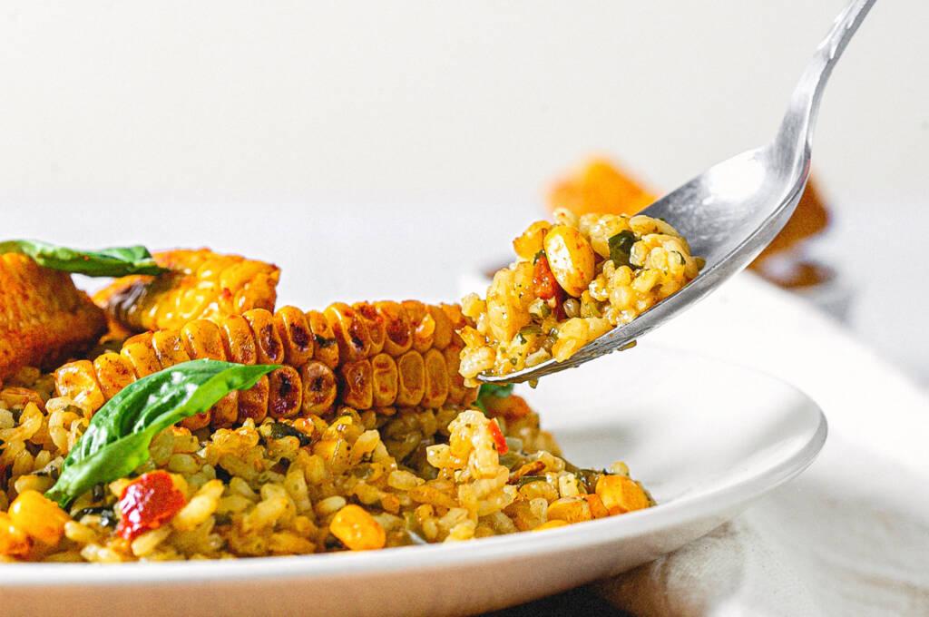 Receta-Arroz-Verduras-Mazorca